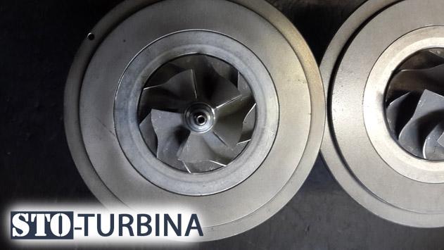 Ремонт турбин по Москве и Области
